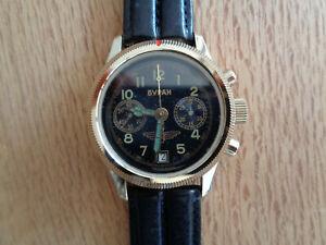 Poljot Chronograph Buran Vostok Chrono UDSSR Russland