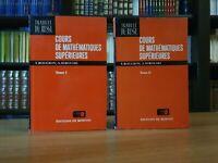 Editions Moscou∎Bougrov➔Mathematiques Superieures 〈matematica┃edizioni mir┃FRA〉