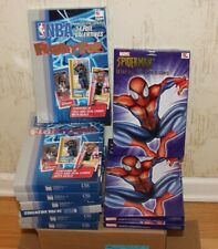 Lot of 10 Boxes of Valentine's Day Cards - Spiderman and Nba - New in Boxes