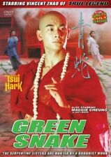 Green Snake -Hong Kong RARE Kung Fu Martial Arts Action movie - NEW
