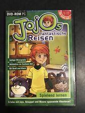 Jojos fantastische Reisen: Spielend lernen - PC Win 2000 & XP Sehr gut #965