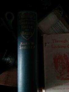 MARY W SHELLEY Treasure House of Tales