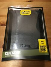 New iPad Mini 1/2/3 Rugged Hard Shell case(Stand Cover fits Otterbox)Black