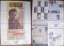 CRONACA FAMILIARE (1962) Philip Morris Progetto Cinema 1993 LOCANDINA 80 X 55