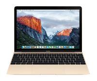 Apple MacBook A1534 Gold 512 GB 12'' Laptop - MLHF2B/A (April, 2016)