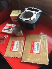 Honda Tlr200 Big Bore Kit  67mm 205cc HONDA PARTS  Piston Kit ,Cyl ,Gaskets