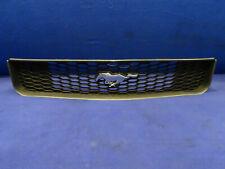05 06 07 08 09 Ford Mustang V6 Base OEM Upper Grille Mesh Chrome Pony Emblem #3