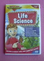 Rock N Learn Life Science DVD Grades 3-8 Home School Factory Sealed