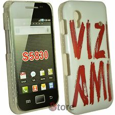 Cover For Samsung Galaxy Ace S5830 Indulge Me On Small