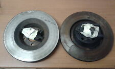 AUDI A6 4F Brake Discs Set Vented ø347 with Brake Pads Front