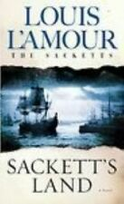 Sackett's Land by Louis L'Amour (Paperback, 1980)