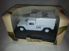 VICTORIA / VITESSE R004 HUMMER UNITED NATIONS  DIECAST NEW AND UNUSED