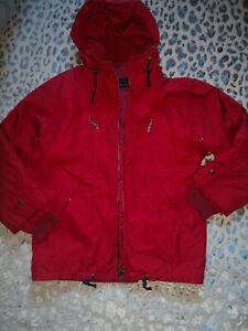 Bogner Sports Longjacke rot dunkelrot neuw Winterjacke Thylmann gr.42 44