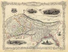 Antique Asian Maps & Atlases India 1800-1899 Date Range