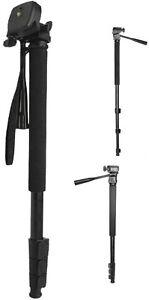 Bower 72-inch Camera/Video Pro Monopod (black)