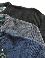 *NEW!* Men's G. H. BASS & CO. Crew Neck Sweater VARIETY Size & Color!