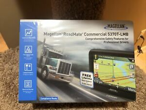 Magellan Roadmate Commercial 5370T-LMB Navigation for professional Drivers