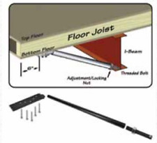 Mobile Home Adjustable Outrigger Kit for 12' or 14' Wide (Fix Sagging Floors)