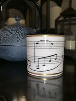 Rare 1994 Tiffany And Co Henry Mancini Moon River Demitasse Cup