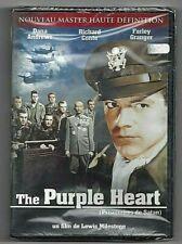 DVD - PRISONNIERS DE SATAN - THE PURPLE HEART (DANA ANDREWS) NEUF / GUERRE