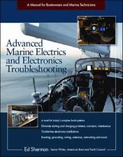 Advanced Marine Electrics and Electronics Troubleshooting book by Ed Sherman~NEW