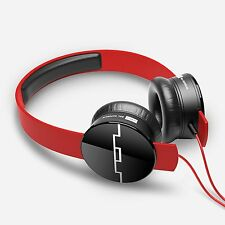 SOL REPUBLIC V8  Tracks On-Ear Interchangeable Headphones with 1-Button Mic