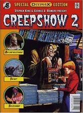 CREEPSHOW 2 DIVIMAX SPECIAL EDITION REGION 1 DVD