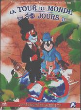 Coffret DVD Le tour du monde en 80 jours - volume 2 - NEUF