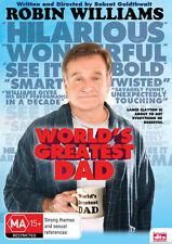 World's Greatest Dad * NEW DVD * Robin Williams (Region 4 Australia)