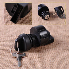 6 Pin Black Ignition Key Switch Fits Polaris Ranger RZR S 800 RZR 4 800 EFI ATV