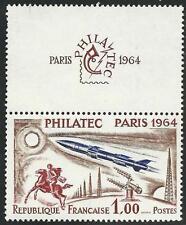 Francia 1964 ** Post freschi MiNr. 1480 con campo ornamentali-Philatec Paris!