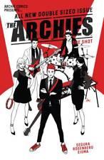 THE ARCHIES ONE SHOT COVER C AUDREY MOK ARCHIE COMIC PUBLICATIONS 2017