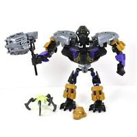 LEGO Bionicle Onua  Master of Earth Set 70789 Complete No Instructions No Box