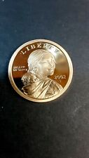 2002S Sacagawea Dollar