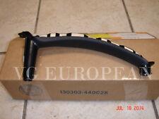 BMW E70 X5 Genuine Right Inner Door Panel Handle Pull Trim Cover NEW Black