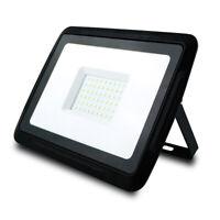 LED Fluter Flutlichtstrahler Scheinwerfer 100W 8000 lm Außen IP65 SMD Lampe