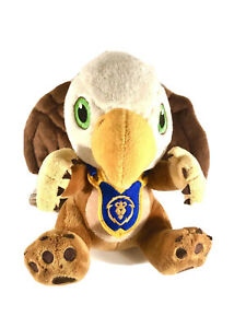 Blizzard Collectible Plush Toy Gryphon Hatchling World of Warcraft WoW Alliance