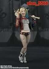 SHF S.H.Figuarts Suicide Squad Harley Quinn PVC Action Figure NEW NO BOX