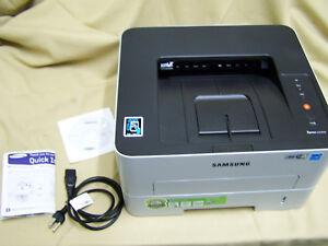 AS IS Samsung Xpress M2830DW PARTS Wireles Laser Printer Not Working Fuser Error