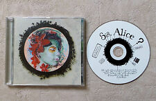 "CD AUDIO DISQUE INT/ SIR ALICE ""?""  CD ALBUM 2005 TIGERSUSHI TSRCD010  12 TITRES"