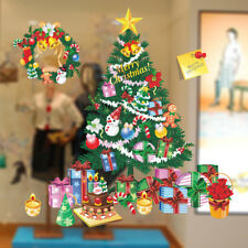 Removable Christmas gift Wall Sticker Art Vinyl Home and Window Decal Decor