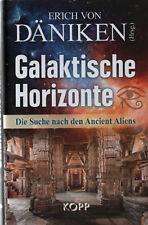 GALAKTISCHE HORIZONTE - Die Suche nach den Ancient Aliens - Erich von Däniken