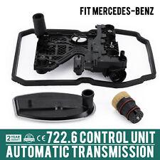 Fit Unidad de Control Placa Electrico + Enchufe transmisión 722.6 Mercedes Kit