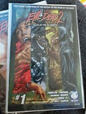 Evil Dead 2: Tales of the Ex-Mortis #1 2 3. Complete. Space Ghost Productions