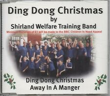 Shirland Welfare Training Band - Ding Dong Christmas / Away In A Manger  CD