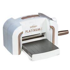 Spellbinders Platinum 6 Die Cutting Embossing Machine New *Free US shipping