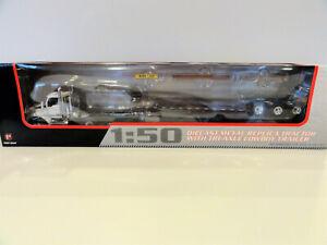 """FIRST GEAR 50-3285 KENWORTH T880 w/TALBERT LOWBOY 1:50 """"NEW"""""""