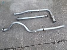 LAND ROVER DISCOVERY 2 TD5 98 - 11/04 STRAIGHT THROUGH EXHAUST SYSTEM - LOUD