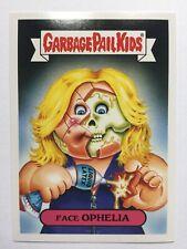 Garbage Pail Kids Prime Slime Trashy Reality TV Series Sticker 8a Face Ophelia