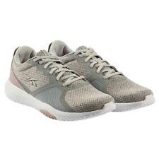 reebok flexagon force ladies training shoes grey 7.5